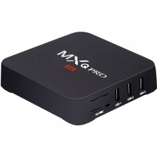 MXQ Pro 4K - Smart TV Box