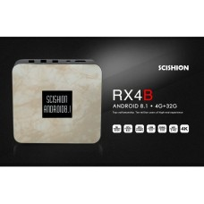 SCISHION RX4B- Smart TV Box