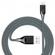 Tronsmart 19AWG Double Braided Nylon Lightning Cable 1.2M