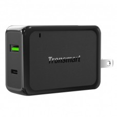 Tronsmart W2PTU 33W Quick Charge 3.0 and Type-C Wall Charger
