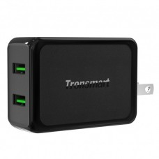 Tronsmart W2TF 36W Dual Port Qualcomm Quick Charge 3.0 and VoltiQ Wall Charger