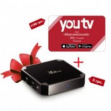 X96 Mini - Smart TV Box