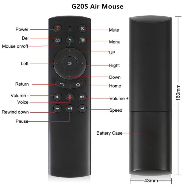 air mouse g20s