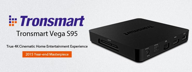 Приставка Tronsmart Vega S95 Telos