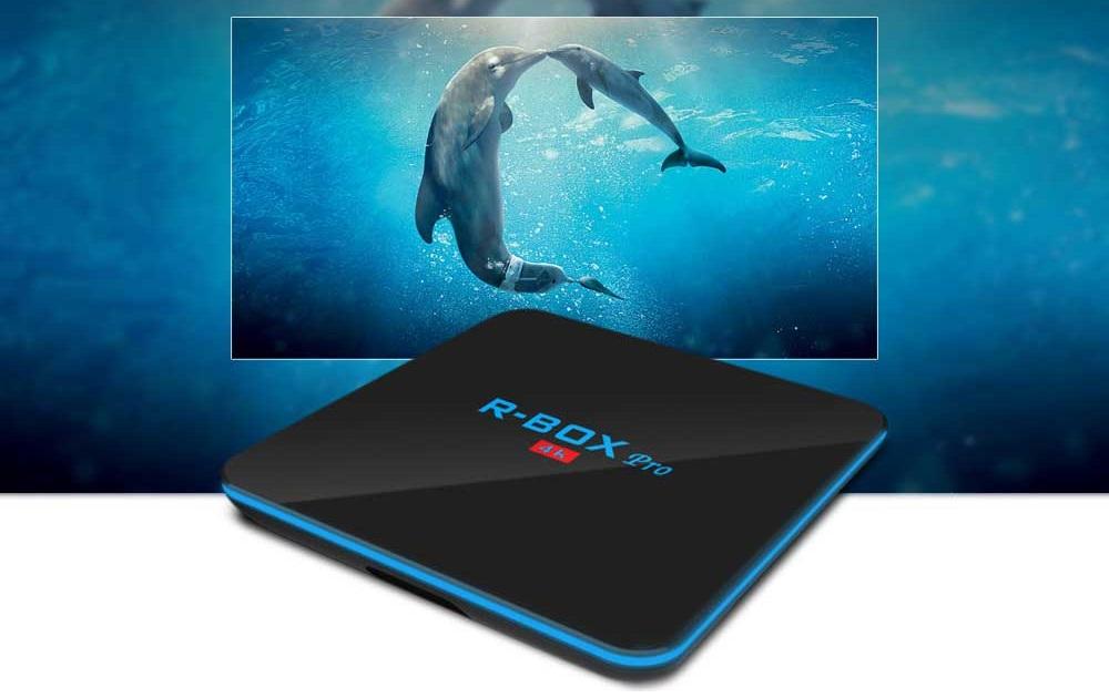R-Box Pro с 3Gb оперативной памяти