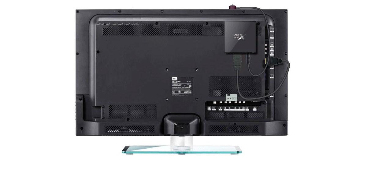 Android TV Box X96 - як підключити інфрачервоний датчик до телевізора
