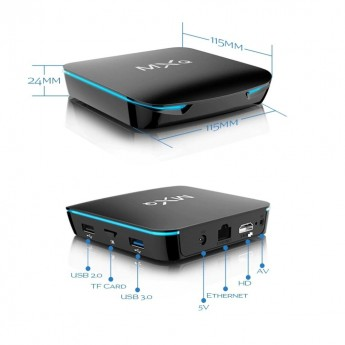Android tv box MXQ G12 Smart TV Box купить