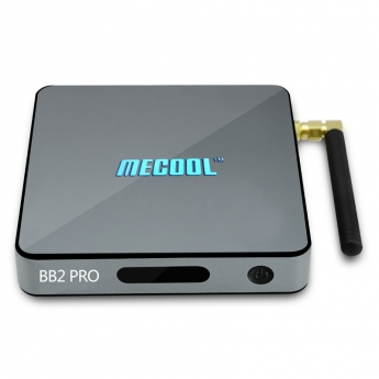Smart tv box Mecool BB2 Pro настройка