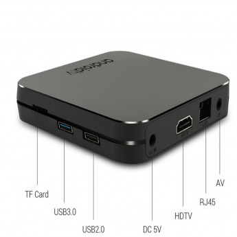 Android tv box Mecool KM9 Android TV купить