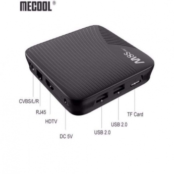 Android tv box Mecool M8S Pro L купити