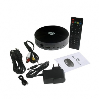 Android tv box S82 4K ULTRA HD купити