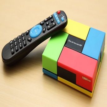 Android tv box Sunvell T95K PRO купить