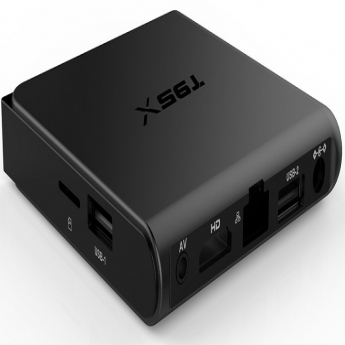Android tv box T95X купить