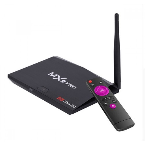 Отзывы smart tv box Mx9 pro