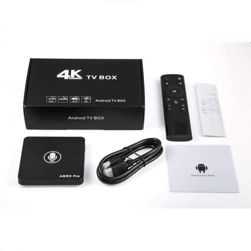 Отзывы smart tv box Nexbox A95X Pro