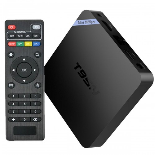 Обзор tv box T95N Mini M8s Pro