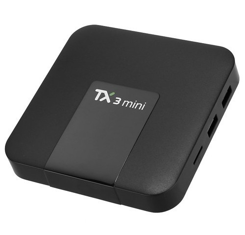 Огляд tv box Tanix TX3 Mini